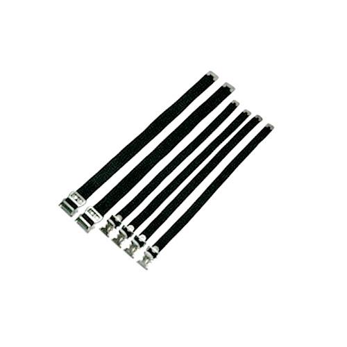 Warner Drywall Stilts Strap Kit, Sold as Pair - six total straps (WARN-10358-57K)