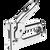 Arrow JT21CM Staple Gun (ARRO-JT21CM)