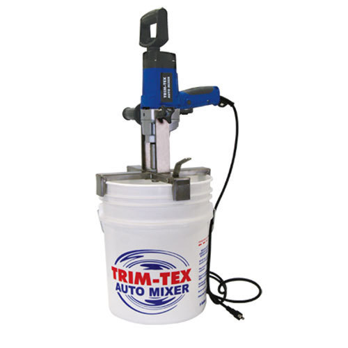 Drywall Mud Mixing Drills