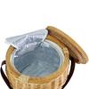 Trekk Wicker Basket
