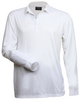 Stencil Freshen DryMax® Long Sleeve Performance Polo (1043)