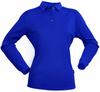 Freshen DryMax® Ladies Long Sleeve Polo (1143) custom branded by supply crew