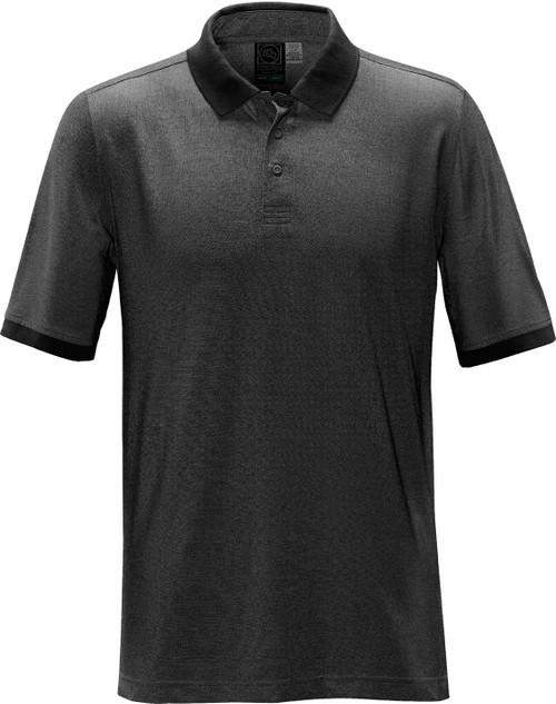 Men's Sigma Poly Cotton Polo