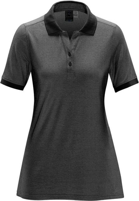 Women's Sigma Poly Cotton Polo