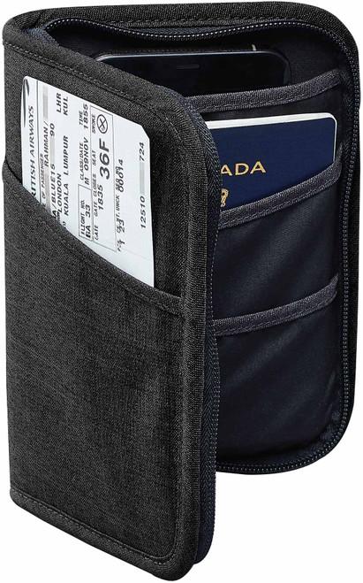 Cupertino RFID Passport Wallet