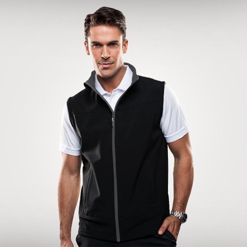 Mens Alpine Soft-Tec Vest