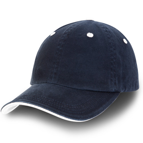 Washed Twill Cotton Cap