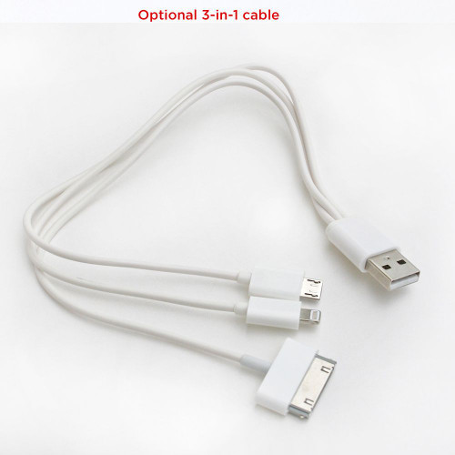 3-in-1 Cable for Power Banks