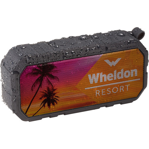 Brick Outdoor Waterproof Bluetooth Speaker
