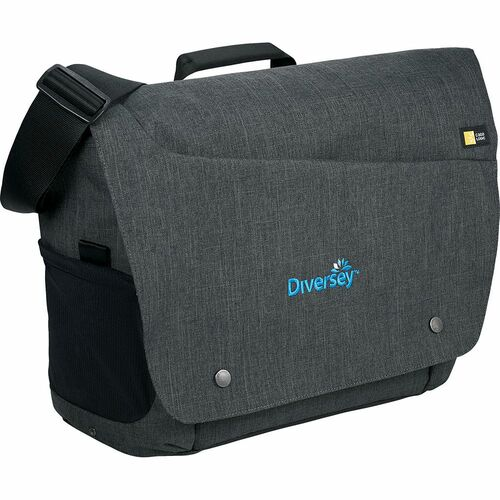 Case Logic® Reflexion Compu-Messenger Bag - Custom branded by Supply Crew