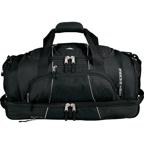 High Sierra® Colossus 26'' Drop Bottom Duffel Bag - Custom branded by Supply Crew