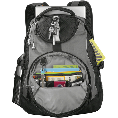 High Sierra Access 17'' Computer Backpack - Custom branded by Supply Crew