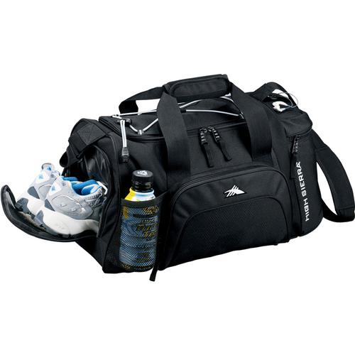 High Sierra® 22'' Switch Blade Sport Duffel Bag - Custom branded by Supply Crew