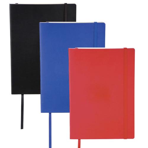Pedova Large Ultra Soft Bound JournalBook™ - Custom branded by Supply Crew