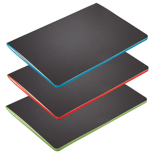 Colour Pop Saddlestitch JournalBook - Custom branded by Supply Crew