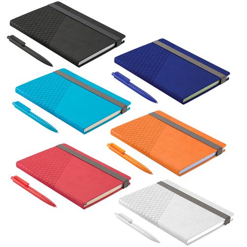 Geo Notebook and Pen Set