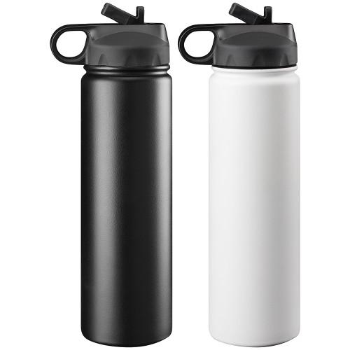 Trekk Stainless Drink Bottle - Custom branded by Supply Crew