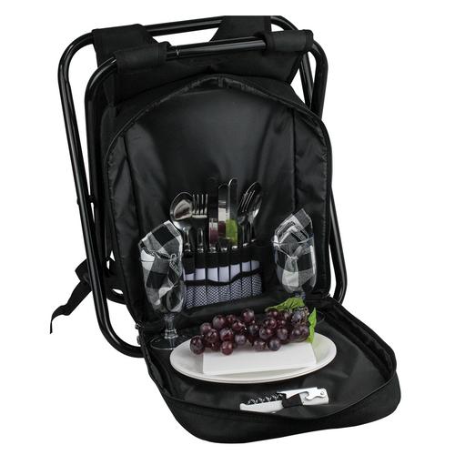 Trekk Cooler Seat Picnic Set - Custom branded by Supply Crew