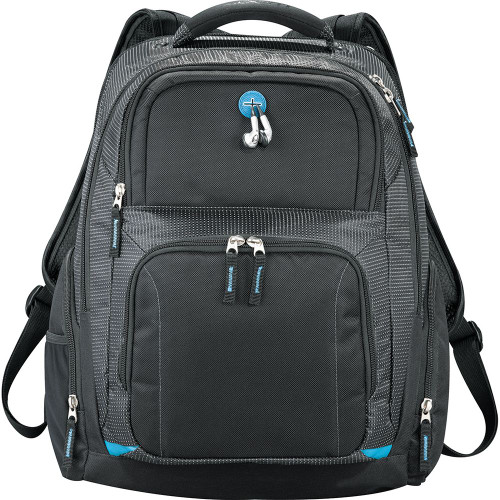 Zoom® Checkpoint-Friendly Compu-Backpack - Custom branded by Supply Crew