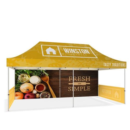 Outdoor Popup Canopy Tent - 6m