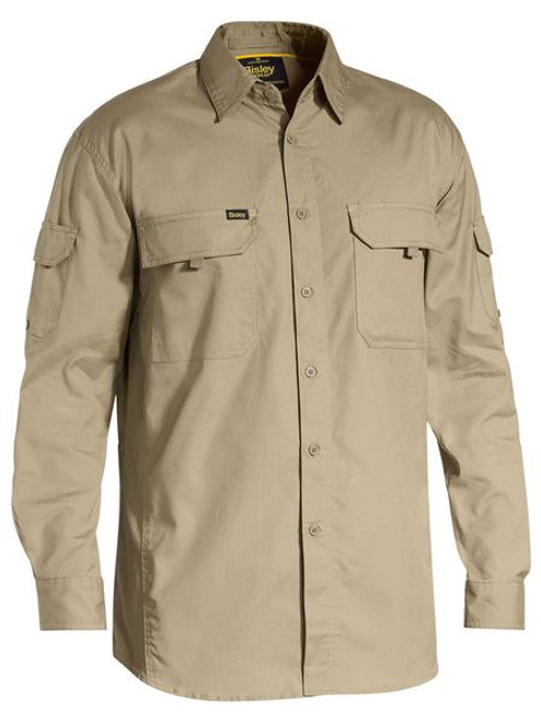 X AIRFLOW™ Ripstop Mens Work Shirt