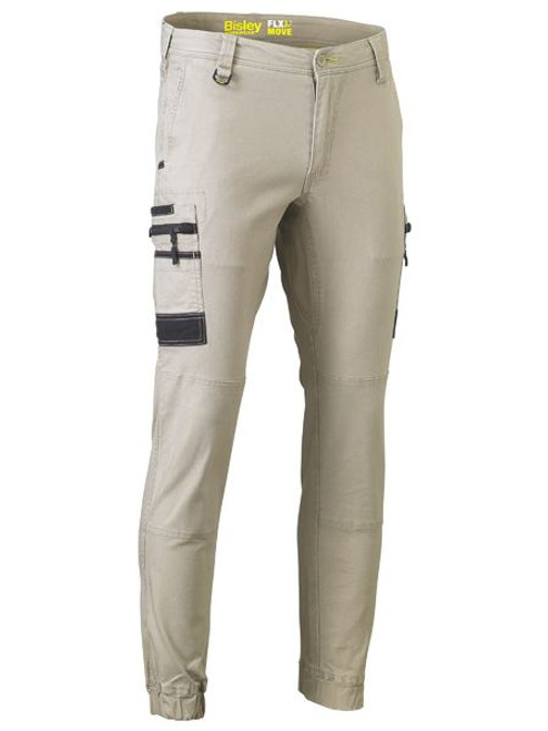 FLEX & MOVE™ Stretch Cargo Cuffed Pant