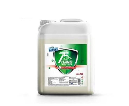 Hand Sanitiser 20 Litre - Made in Australia - 75% Ethyl Alcohol