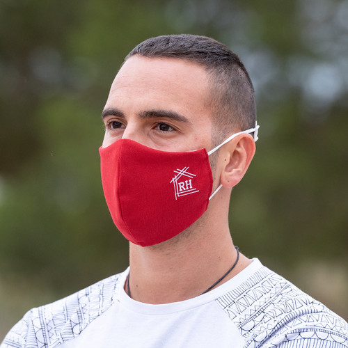 Reusable custom branded hygienic face mask