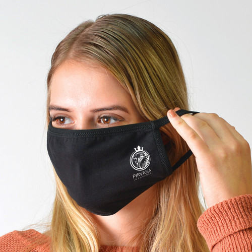 Custom Branded Washable Cotton Face Mask