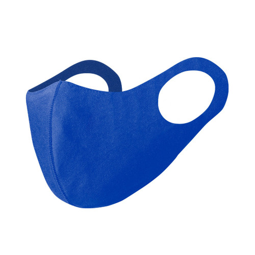 Elastic reusable soft shell face mask
