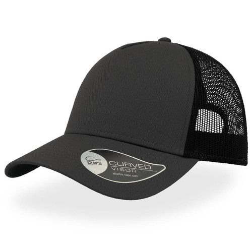 Atlantis Rapper Cotton Trucker Cap