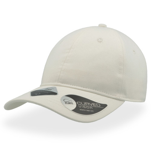 Organic Cotton Baseball Cap custom branded by Supply Crew