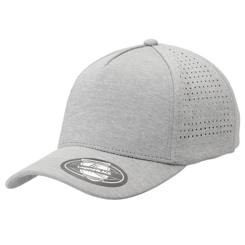 Premium heather performance cap