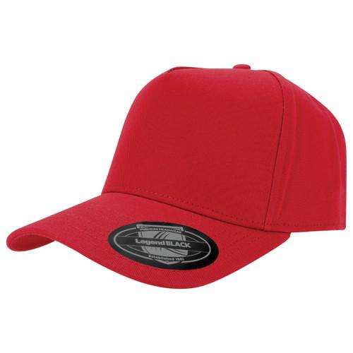 A-Frame Premium Cotton Twill Snapback Cap