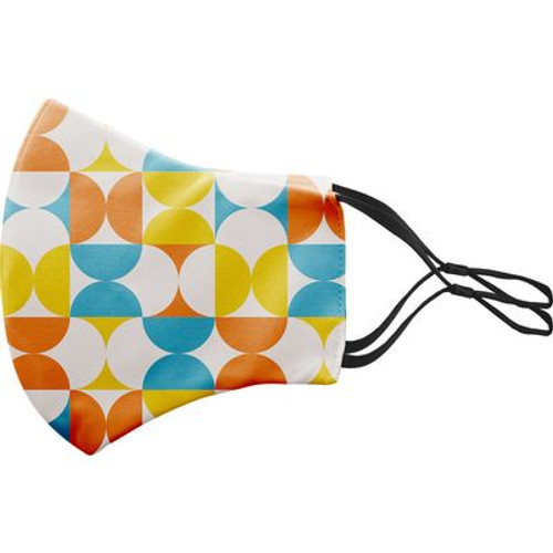 2 Layer Full Sublimation Face Mask