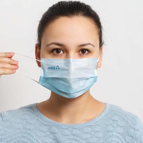 3 Ply Surgical Face Mask Printed