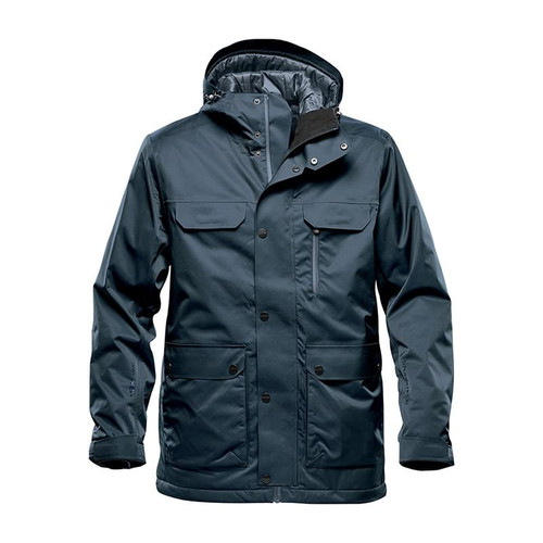 STORMTECH Men's Zurich Thermal Jacket - ANX-1 ANX-1 Custom branded by Supply Crew