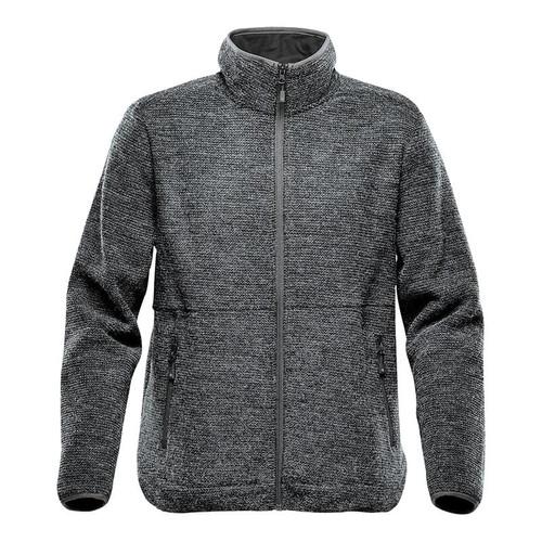 Stormtech Men's Kodiak Knit Jacket custom branded by Supply Crew