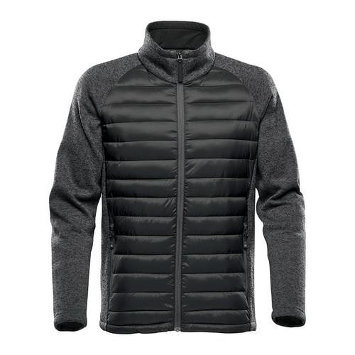 Stormtech Men's Aspen Hybrid Jacket Custom branded by Supply Crew
