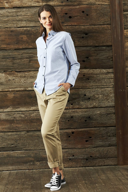 Ladies Modern Chino with Stretch