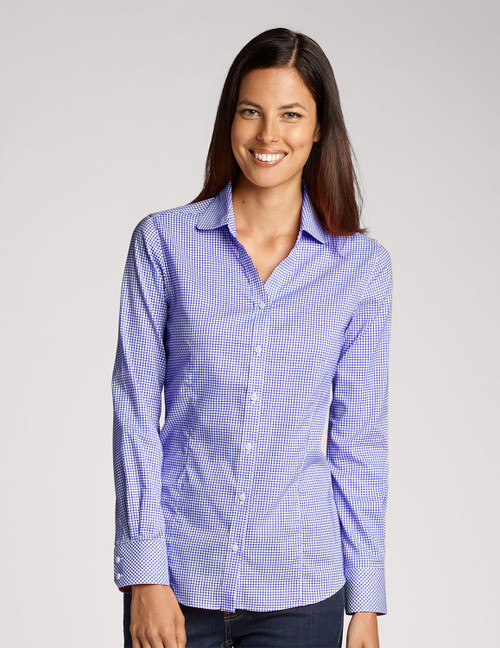 Ladies CB Epic Easy Care Tattersall