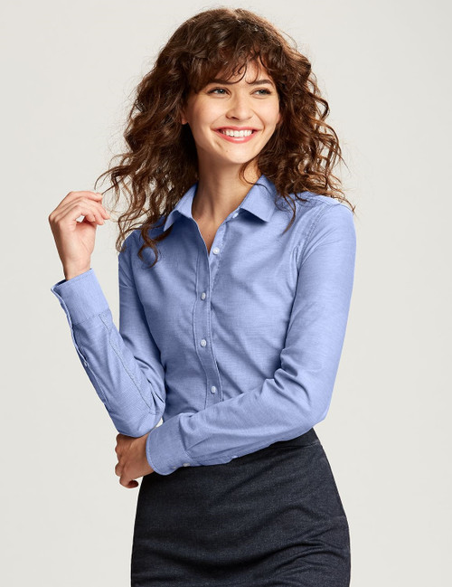 CB Ladies Stretch Oxford