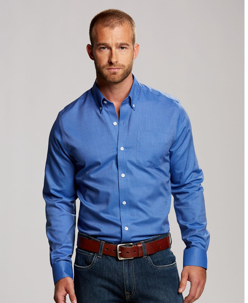 CB Mens Epic Easy Care Nailshead Tailored Fit