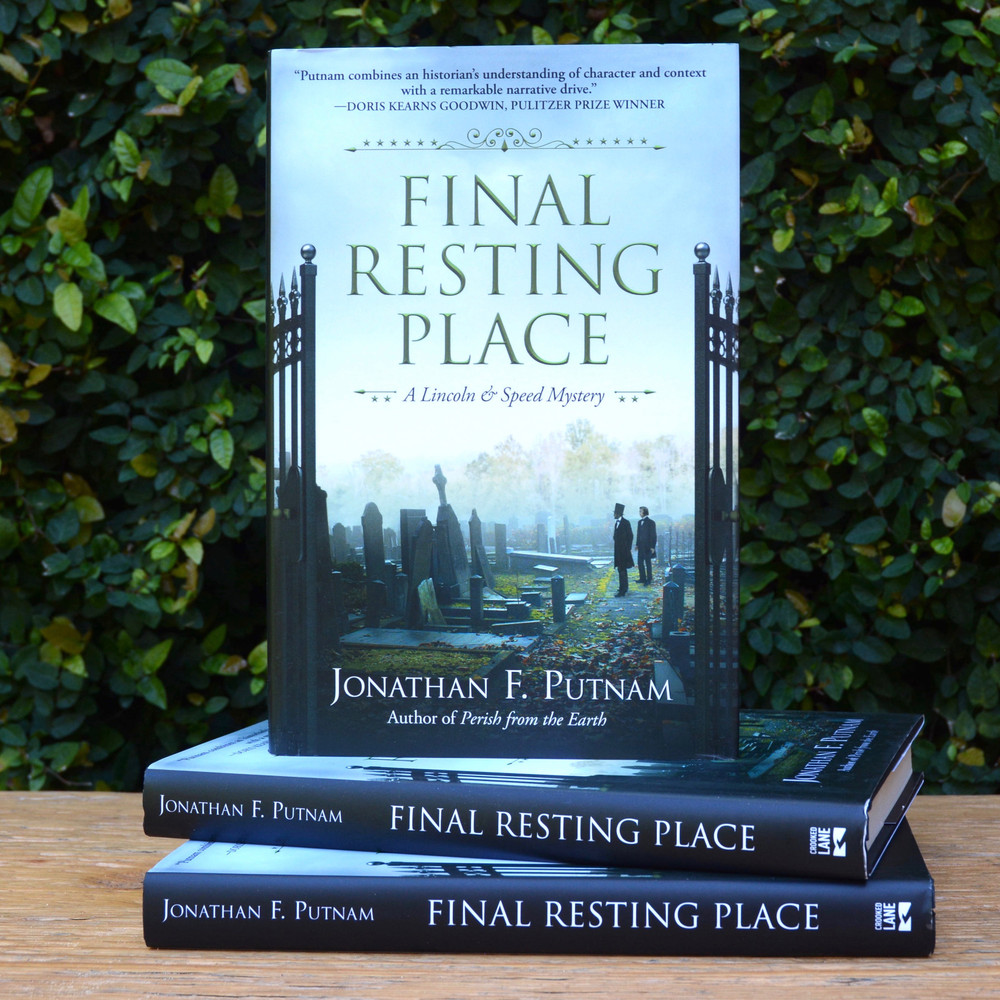Final Resting Place: A Lincoln & Speed Mystery