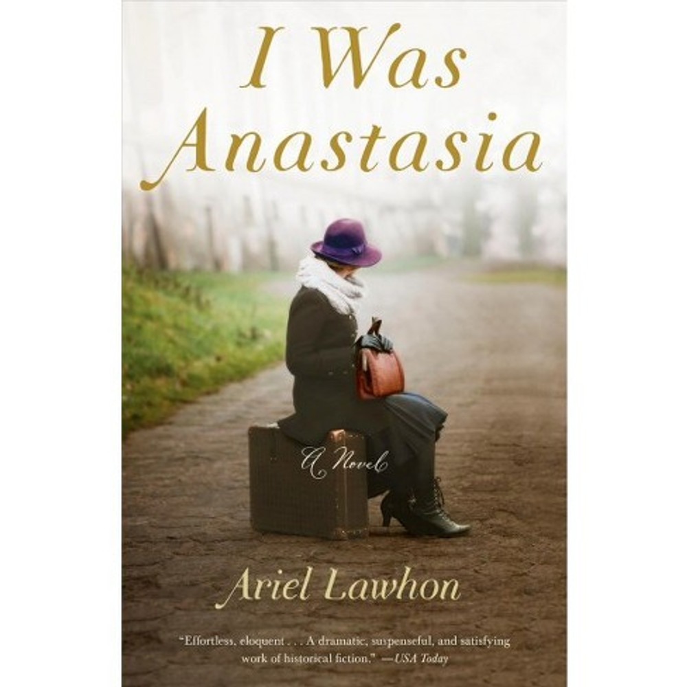 Moving and momentous, Historical Fiction novelist Ariel Lawhon unravels the extraordinary twists and turns in Anna Anderson's fifty-year battle to be recognized as Anastasia Romanov-Is she the beloved daughter or imposter and liar?