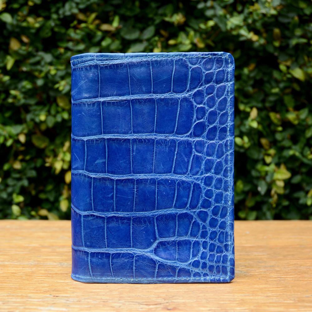 Alligator Passport Case