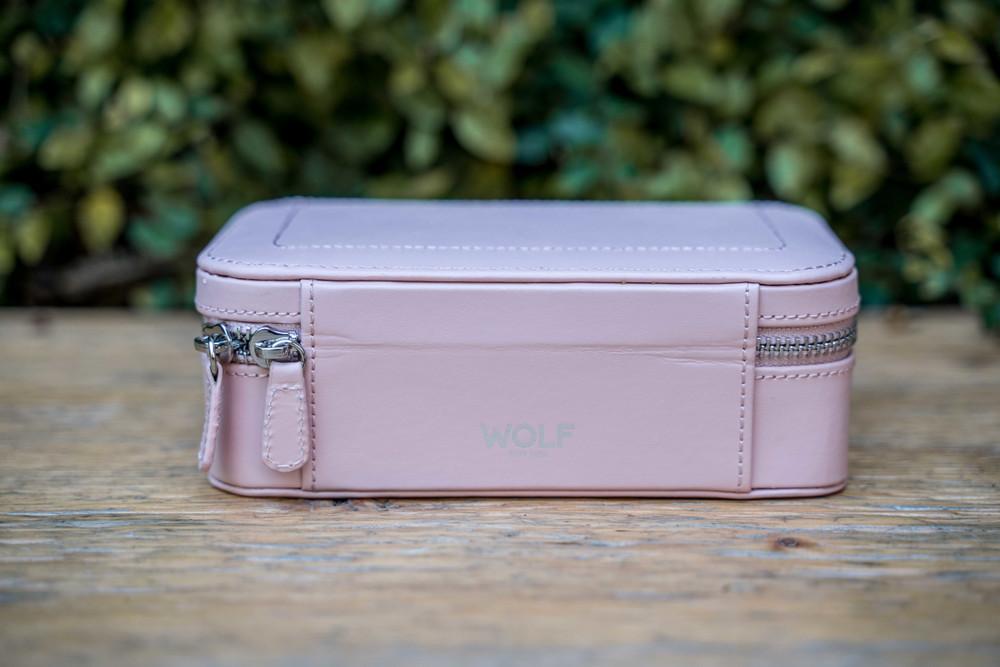 Sophia Jewelry Zip Case