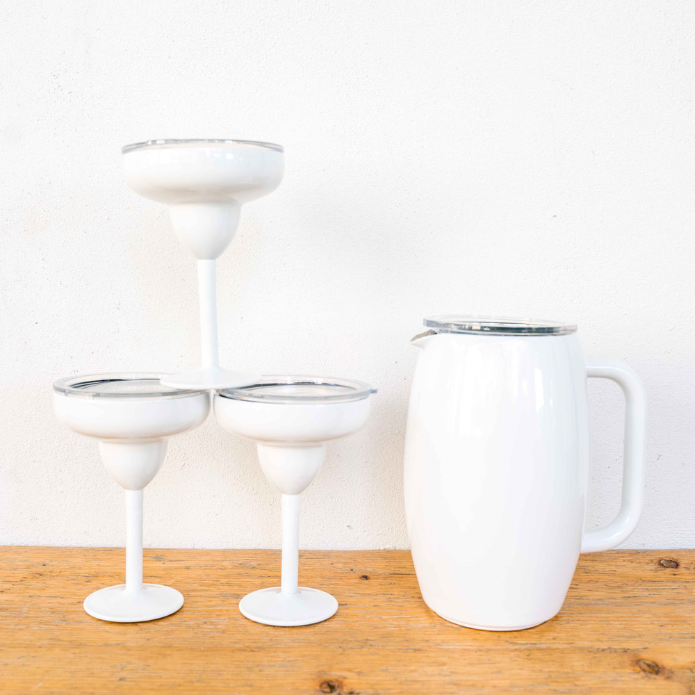 Insulated Margarita Glass