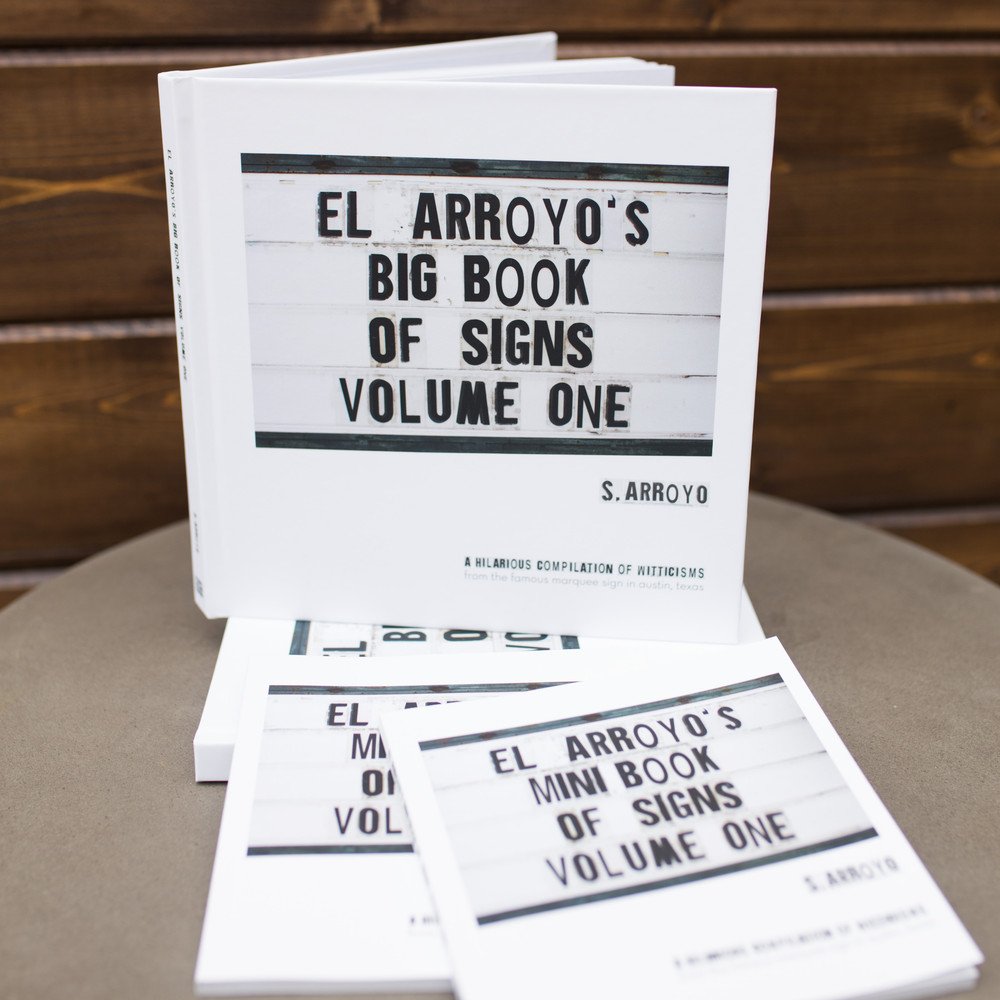 El Arroyo Big Book of Signs