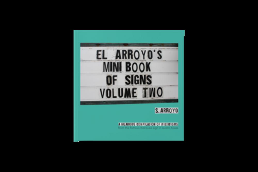 El Arroyo Big Book Of Signs